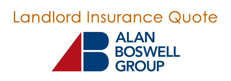 landlord insurance quote alan boswell group