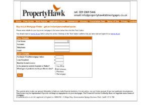 BTL mortgage search